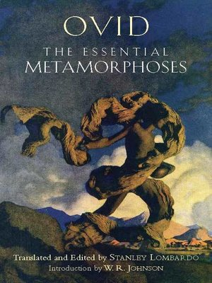 cover image of The Essential Metamorphoses