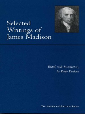 cover image of Selected Writings of James Madison