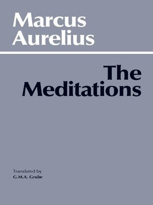 cover image of The Meditations