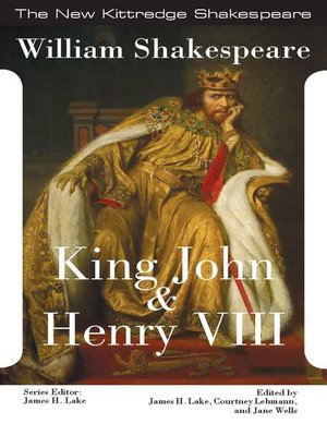 cover image of King John and King Henry VIII