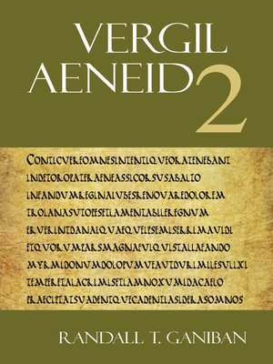 cover image of Aeneid 2