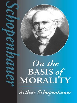 cover image of On the Basis of Morality