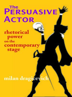 cover image of The Persuasive Actor