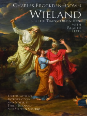 cover image of Wieland; or the Transformation