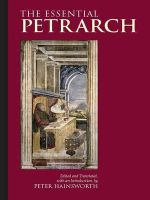 cover image of The Essential Petrarch