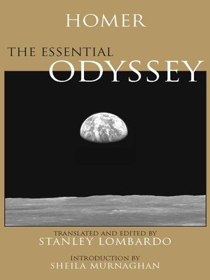 cover image of The Essential Odyssey