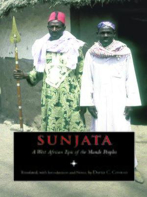 cover image of Sunjata