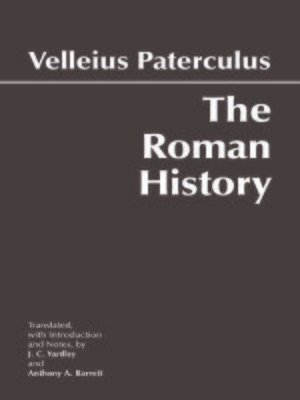 cover image of The Roman History