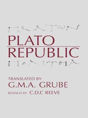 cover image of Republic