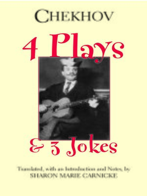cover image of Four Plays and Three Jokes