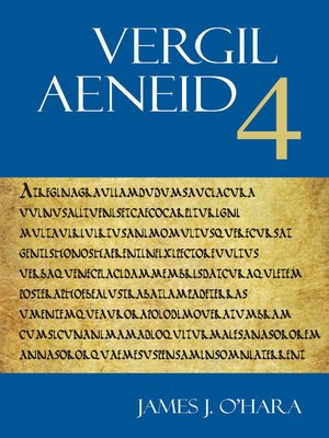 cover image of Aeneid 4