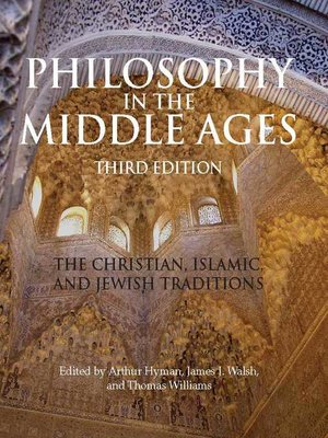 cover image of Philosophy in the Middle Ages
