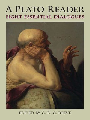 cover image of A Plato Reader
