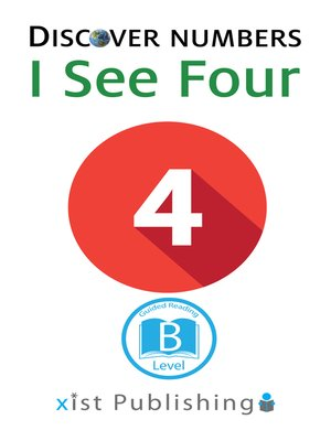cover image of I See Four