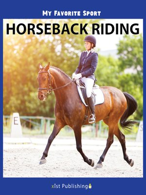 cover image of Horseback Riding