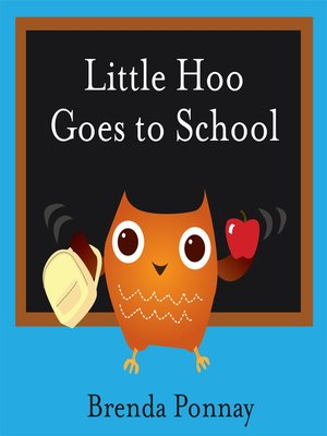 cover image of Little Hoo Goes to School