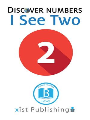 cover image of I See Two