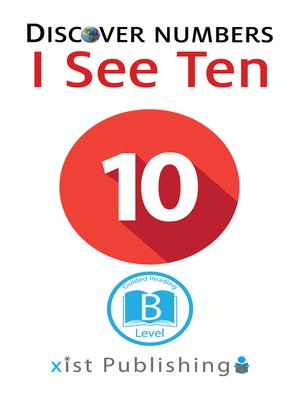 cover image of I See Ten