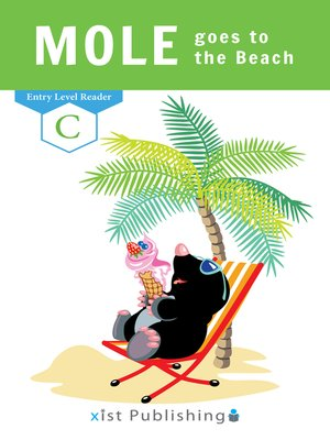 cover image of Mole goes to the Beach