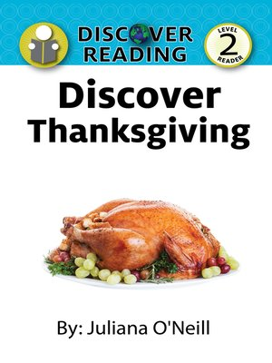 cover image of Discover Thanksgiving