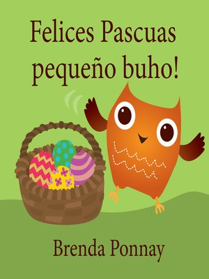 cover image of Felices Pascuas pequeño buho