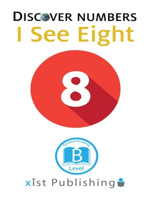 cover image of I See Eight