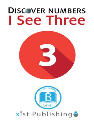 cover image of I See Three