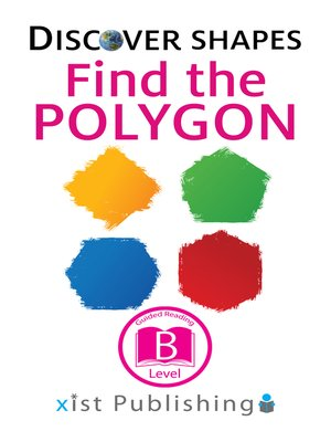 cover image of Find the Polygon