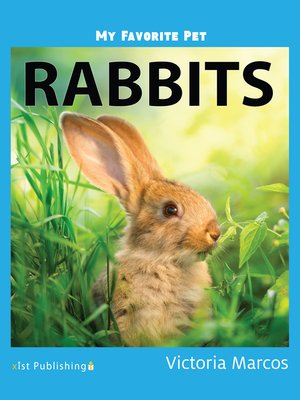 cover image of My Favorite Pet: Rabbits