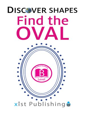 cover image of Find the Oval