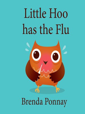 cover image of Little Hoo has the Flu