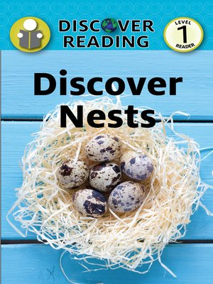 cover image of Discover Nests