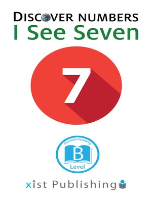 cover image of I See Seven