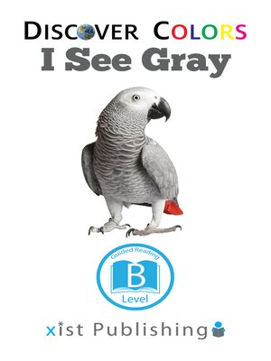 cover image of I See Gray