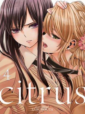 cover image of Citrus, Volume 4