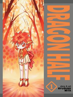 cover image of Dragon Half, Volume 1