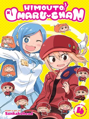 cover image of Himouto! Umaru-chan, Volume 4