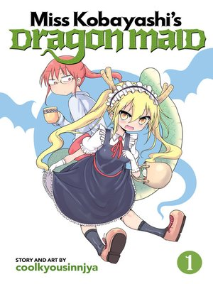cover image of Miss Kobayashi's Dragon Maid, Volume 1