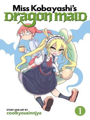 cover image of Miss Kobayashi's Dragon Maid, Volume 1