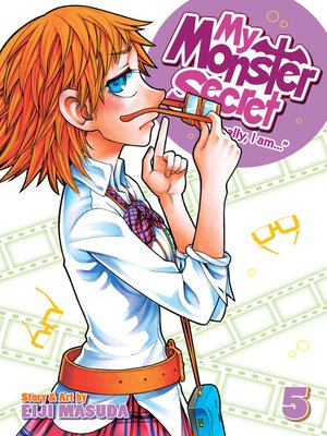 cover image of My Monster Secret, Volume 5