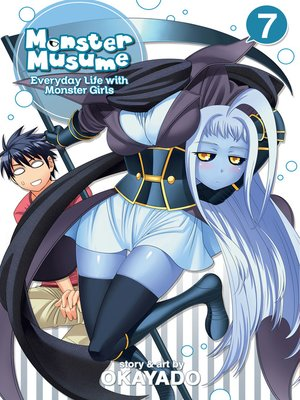 cover image of Monster Musume, Volume 7