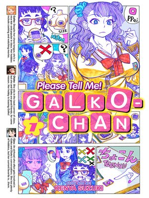 cover image of Please Tell Me! Galko-chan, Volume 1