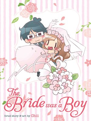 cover image of The Bride was a Boy
