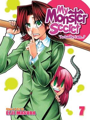 cover image of My Monster Secret, Volume 7