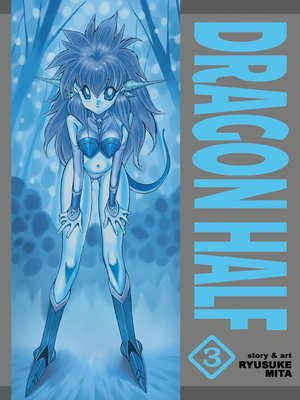 cover image of Dragon Half, Volume 3