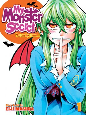 cover image of My Monster Secret, Volume 1