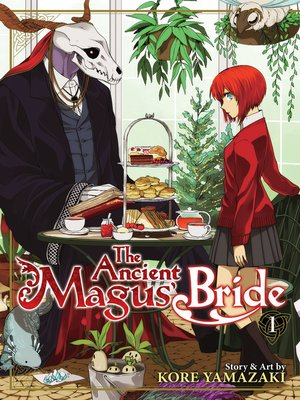 cover image of The Ancient Magus' Bride, Volume 1