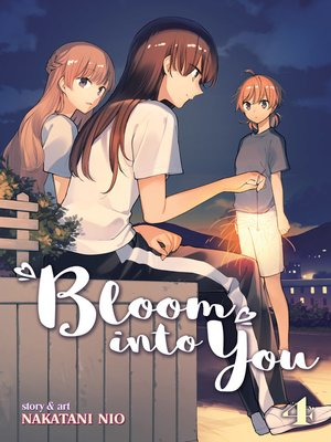 cover image of Bloom Into You, Volume 4