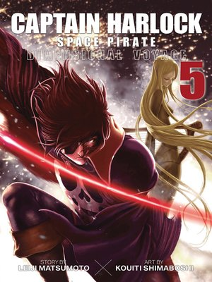 cover image of Captain Harlock: Dimensional Voyage, Volume 5