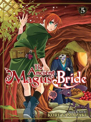 cover image of The Ancient Magus' Bride, Volume 5